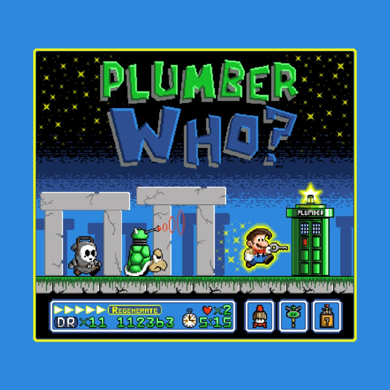 """Plumber Who?"" - Stonehenge None  by Garbonite"