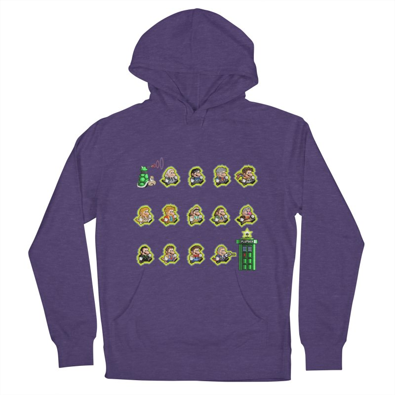 """Plumber Who?"" - Extra Lives Men's Pullover Hoody by Garbonite"