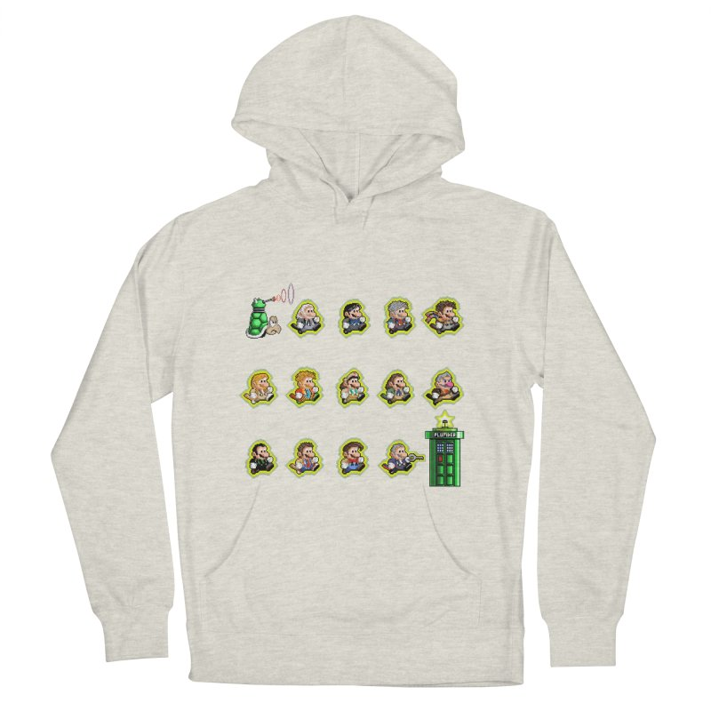 """""""Plumber Who?"""" - Extra Lives Men's Pullover Hoody by Garbonite"""