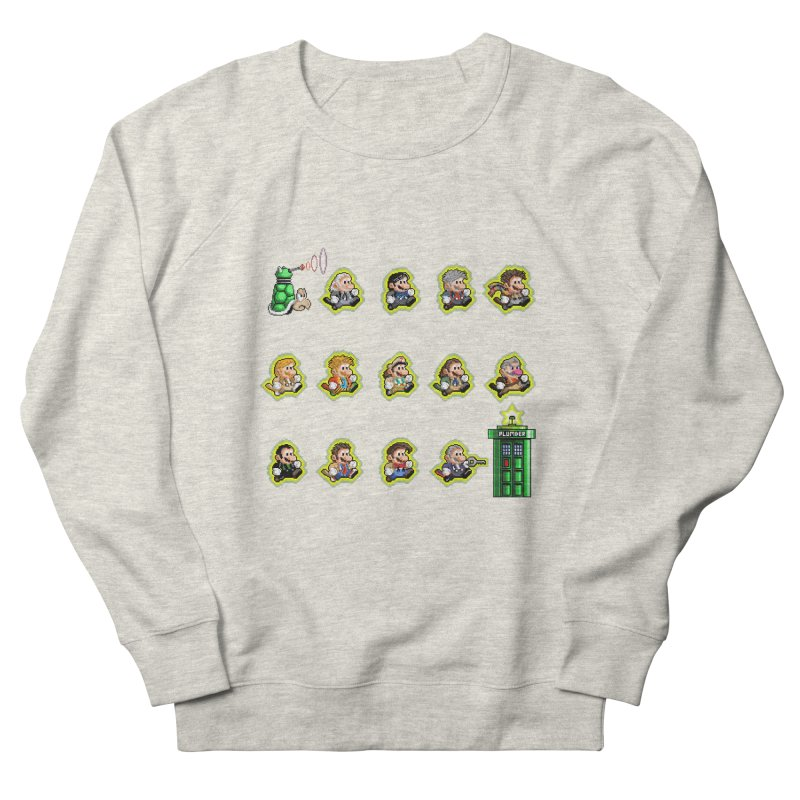 """""""Plumber Who?"""" - Extra Lives Women's Sweatshirt by Garbonite"""