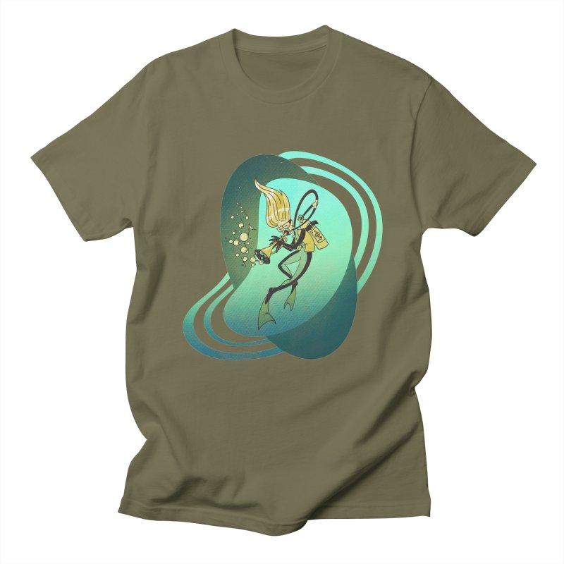 Scubadour Men's T-Shirt by Garbonite