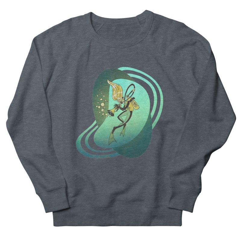 Scubadour Women's French Terry Sweatshirt by Garbonite