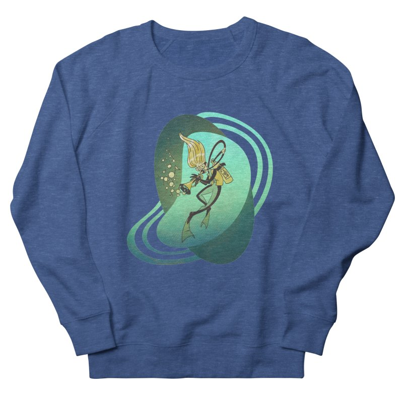 Scubadour Men's French Terry Sweatshirt by Garbonite