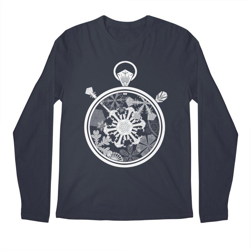 Winter Time Men's Regular Longsleeve T-Shirt by Garbonite