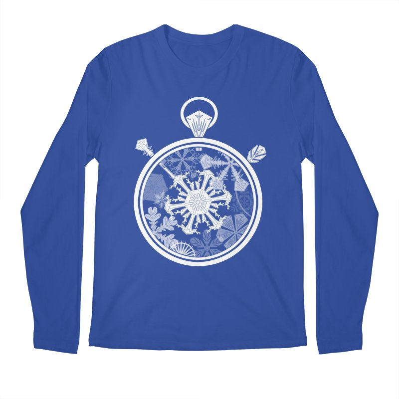 Winter Time Men's Longsleeve T-Shirt by Garbonite