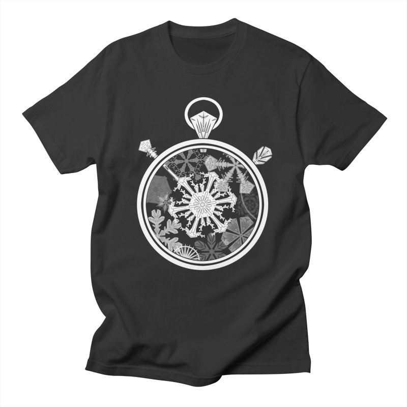 Winter Time Men's T-shirt by Garbonite