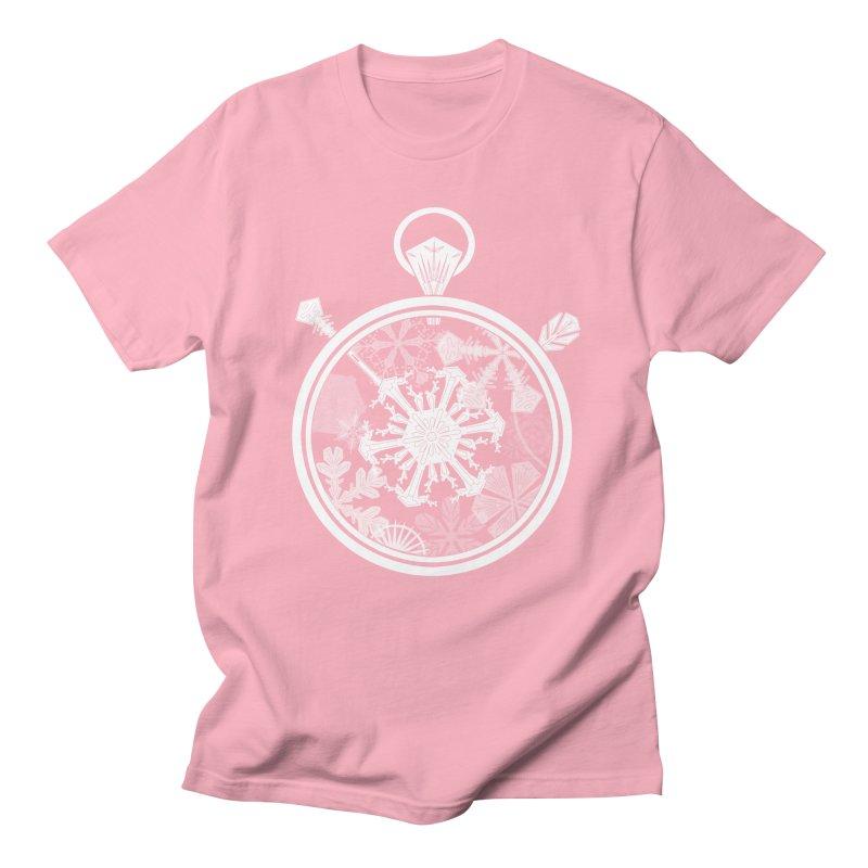 Winter Time Men's Regular T-Shirt by Garbonite
