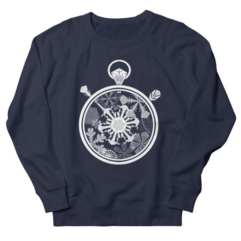 Winter Time Men's Sweatshirt by Garbonite
