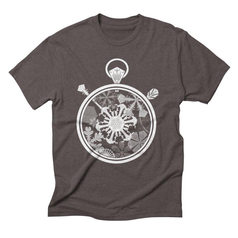Winter Time Men's Triblend T-Shirt by Garbonite