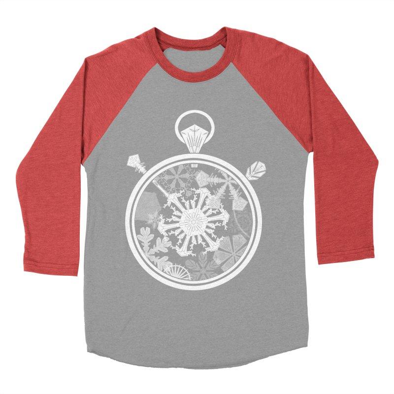 Winter Time Women's Baseball Triblend Longsleeve T-Shirt by Garbonite