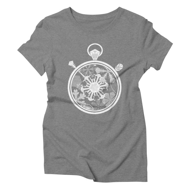 Winter Time Women's Triblend T-shirt by Garbonite