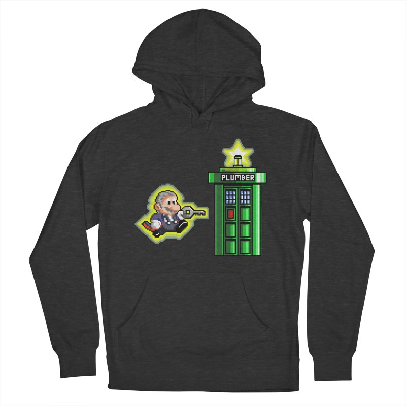 """""""Plumber Who?"""" - Level 12 Women's Pullover Hoody by Garbonite"""