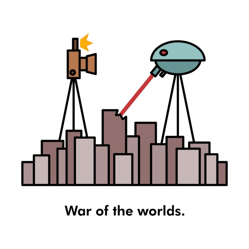 War of the Worlds None  by