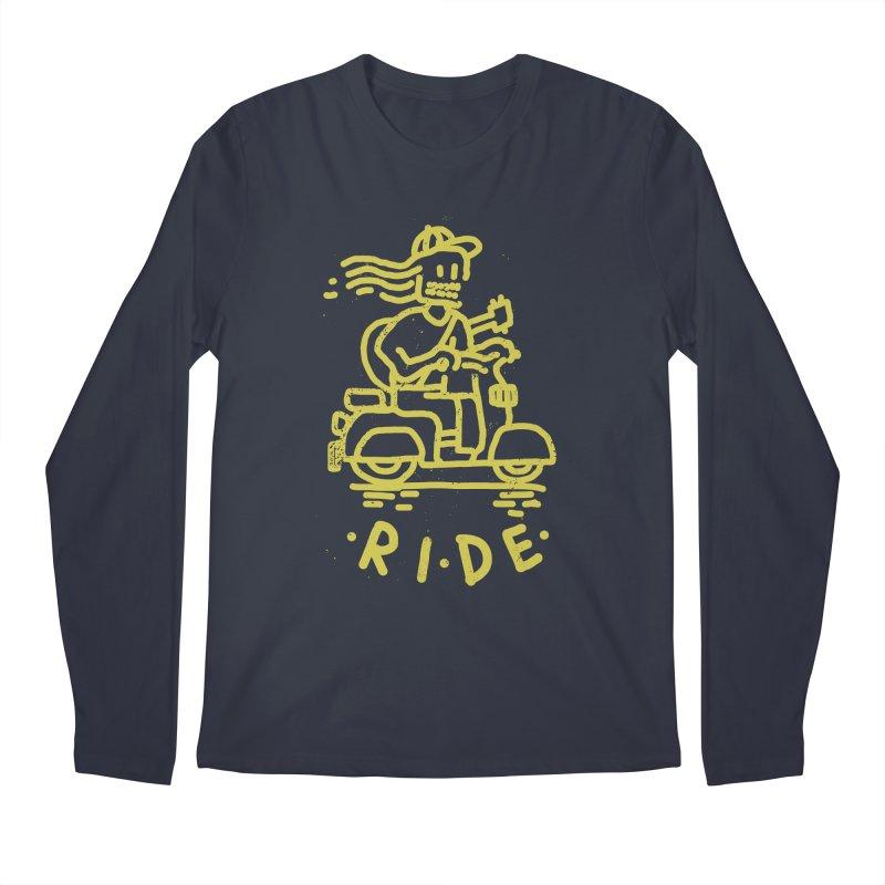 Ride Men's Longsleeve T-Shirt by micheleficeli's Artist Shop