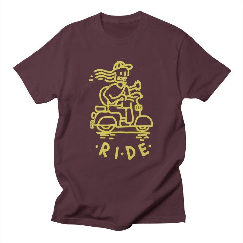 Ride Men's T-Shirt by micheleficeli's Artist Shop