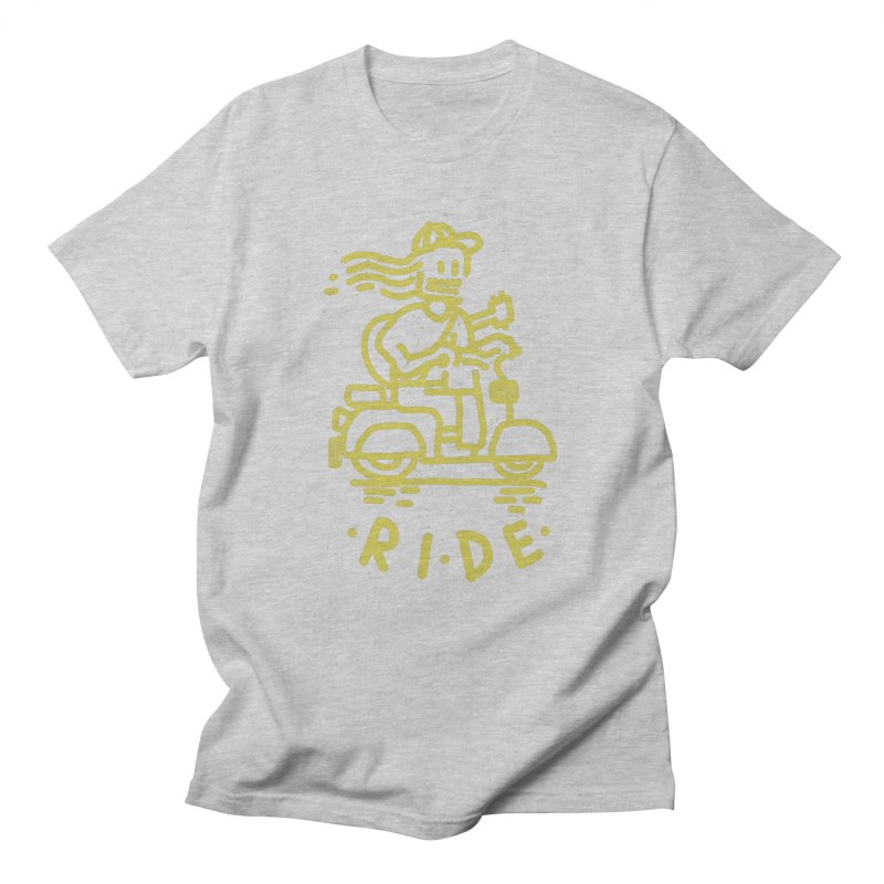 Ride Men's T-Shirt by micheleficeli's Artist Shop