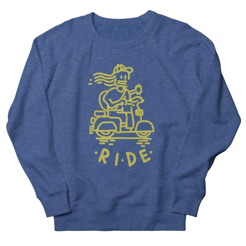 Ride Women's Sweatshirt by micheleficeli's Artist Shop