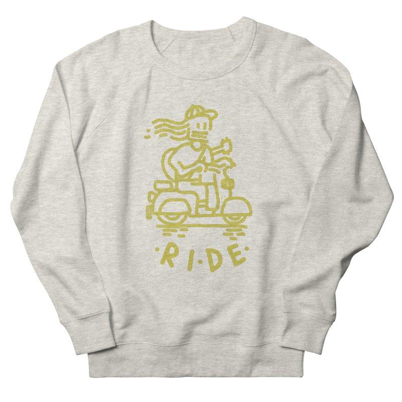 Ride Women's Sweatshirt by micheleficeli's Artist Shop
