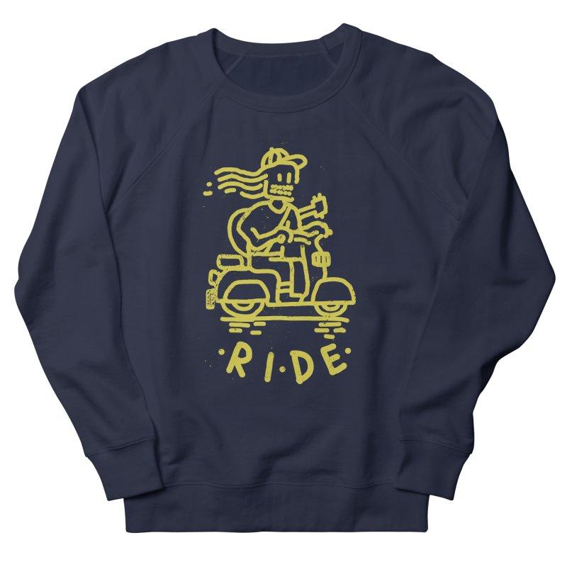 Ride Men's Sweatshirt by micheleficeli's Artist Shop