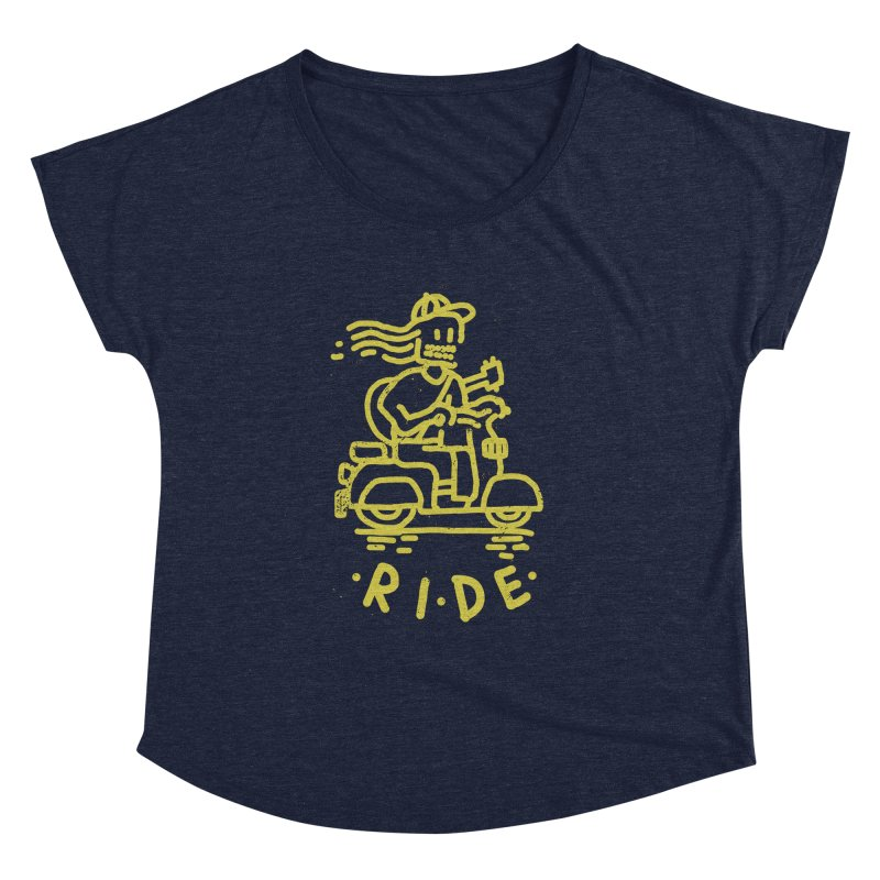 Ride Women's Dolman by micheleficeli's Artist Shop