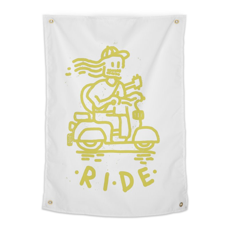 Ride Home Tapestry by micheleficeli's Artist Shop