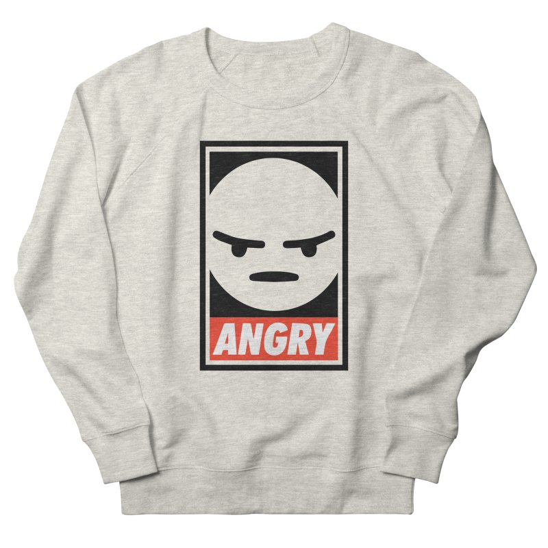 Angry Reacts Only Women's Sweatshirt by michelerota's Artist Shop