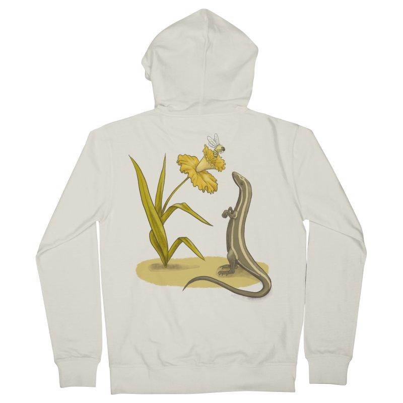 Spring Women's Zip-Up Hoody by Michelle Duckworth's Artist Shop