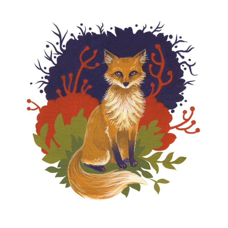 Fox by Michelle Duckworth's Artist Shop