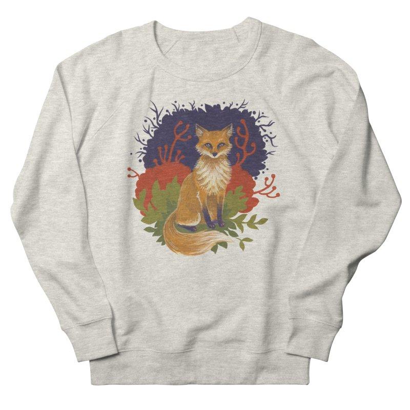 Fox Women's Sweatshirt by Michelle Duckworth's Artist Shop