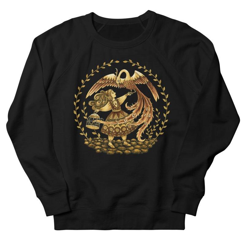 Caged Birds Women's Sweatshirt by Michelle Duckworth's Artist Shop