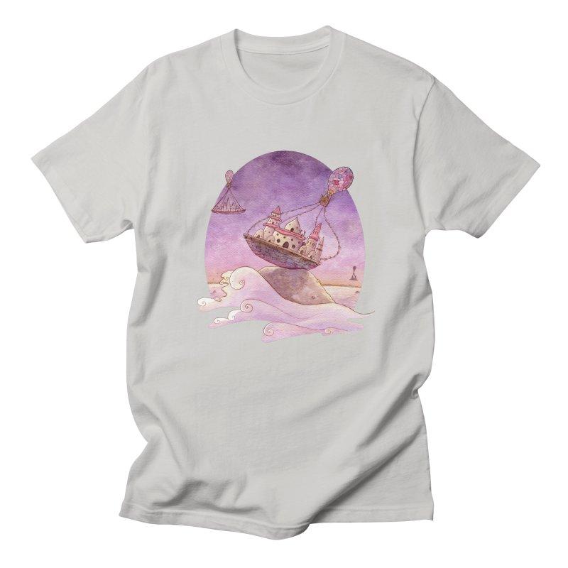 Hurry! Men's T-shirt by michellemiller's Artist Shop