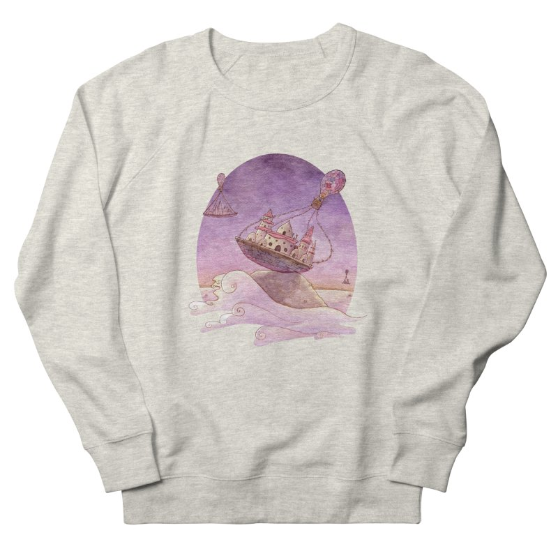 Hurry! Men's Sweatshirt by michellemiller's Artist Shop