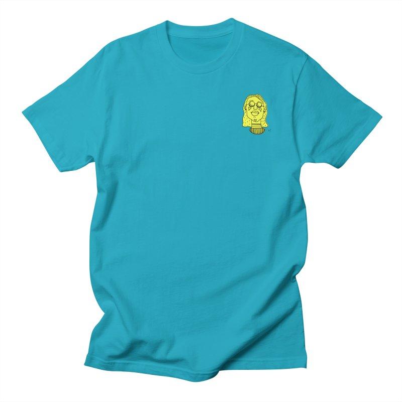 Yellow Portrait Apparel Men's T-Shirt by Michelle Silva Artistry
