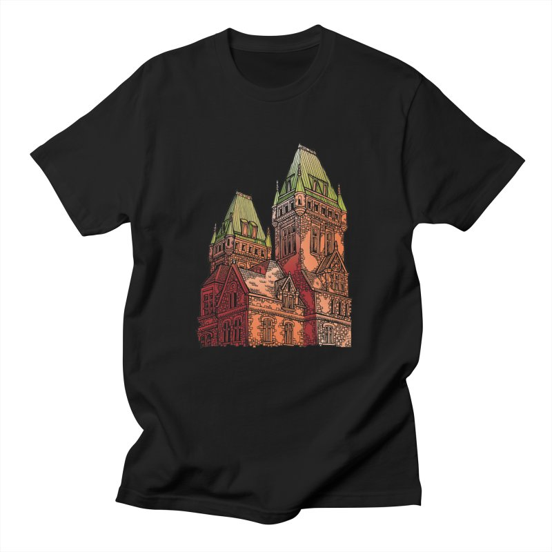 The Richardson Olmsted Men's T-Shirt by Mickey Harmon