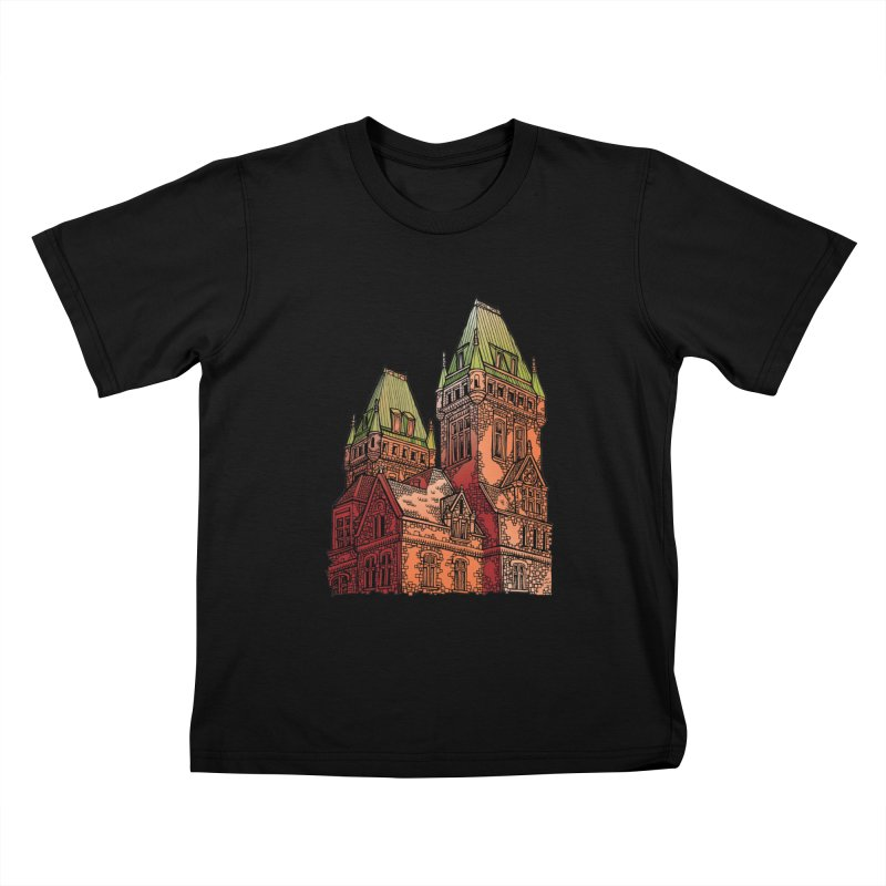 The Richardson Olmsted Kids T-Shirt by Mickey Harmon