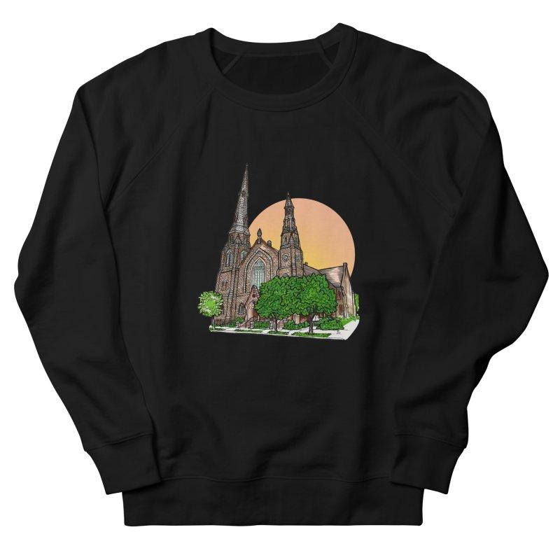 Asbury Hall Men's Sweatshirt by Mickey Harmon