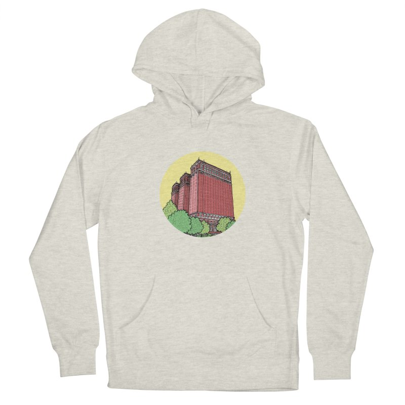 The Hotel Statler Women's Pullover Hoody by Mickey Harmon