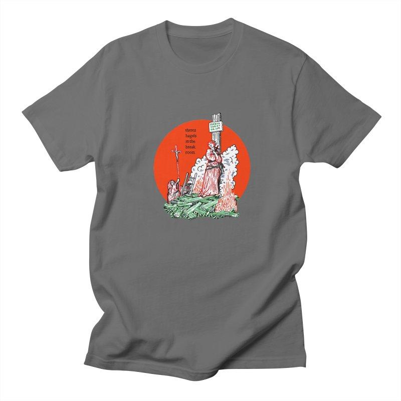 Bagel Wednesdays Men's T-Shirt by mickeyharmonart's Artist Shop