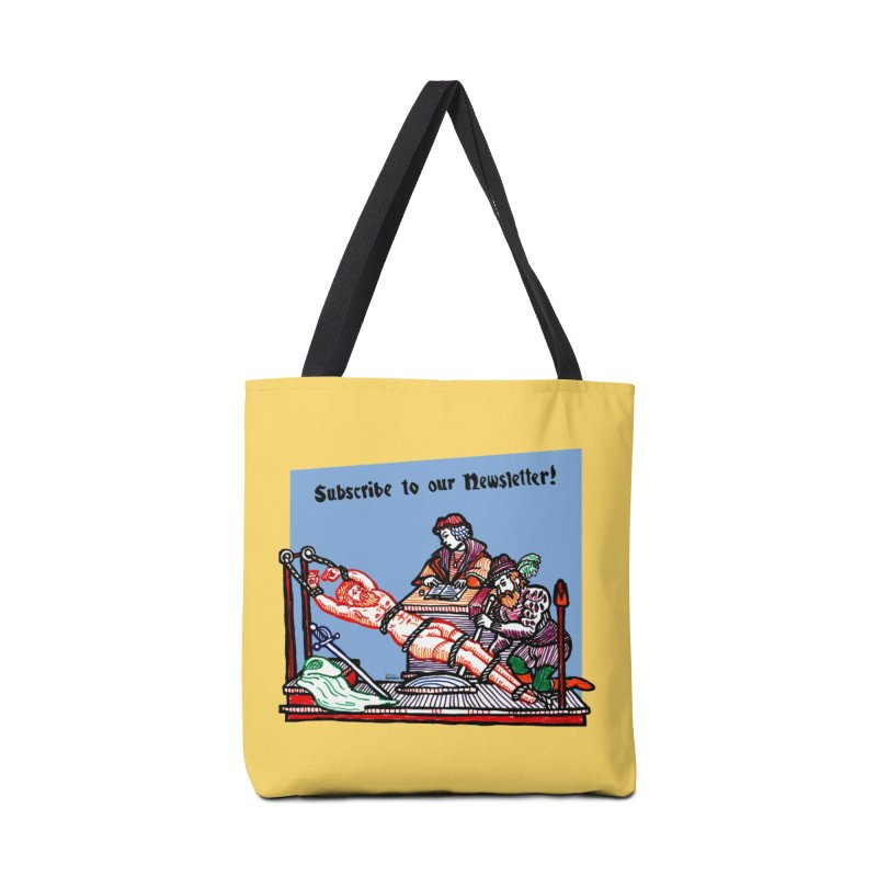 Subscribe! Accessories Bag by Mickey Harmon