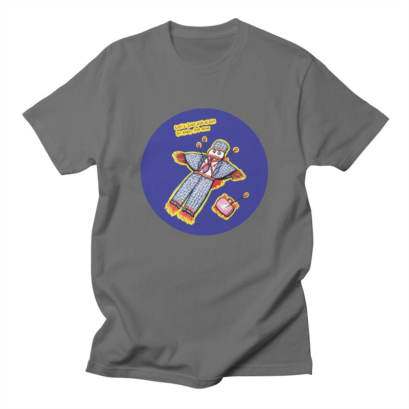 Put a Pin in it! Women's T-Shirt by Mickey Harmon