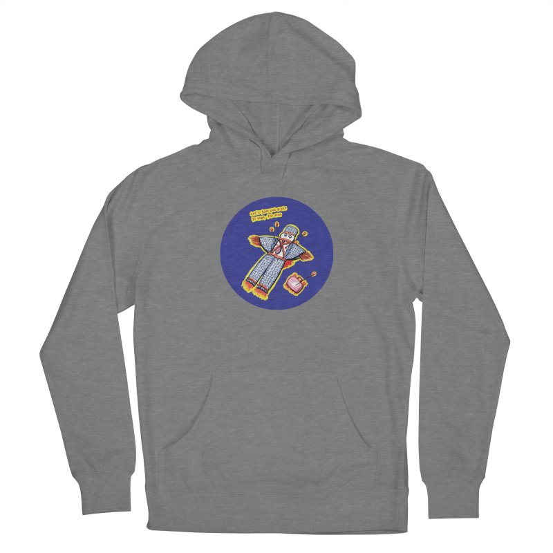 Put a Pin in it! Women's Pullover Hoody by Mickey Harmon