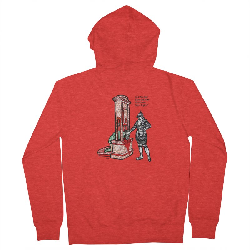 Dancing with the Stars Men's Zip-Up Hoody by Mickey Harmon