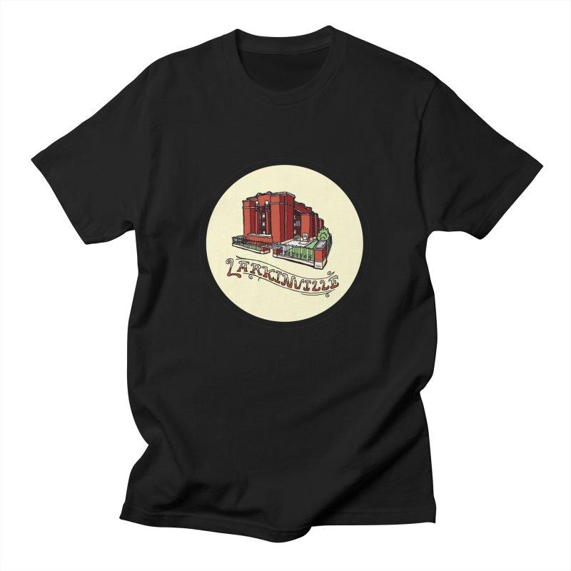 Larkinville Men's T-Shirt by Mickey Harmon