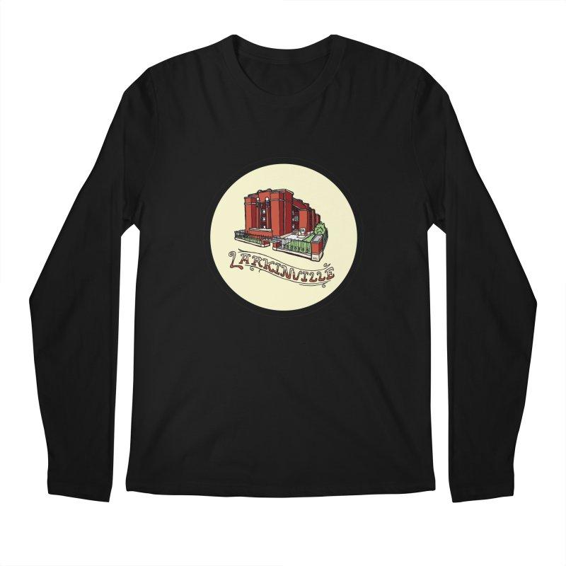 Larkinville Men's Longsleeve T-Shirt by Mickey Harmon
