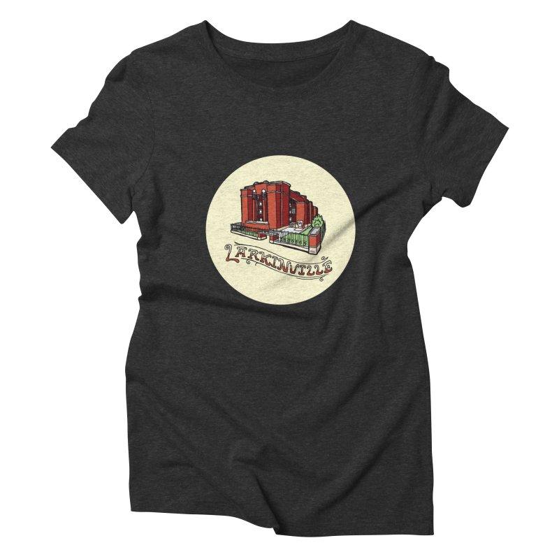 Larkinville Women's T-Shirt by Mickey Harmon