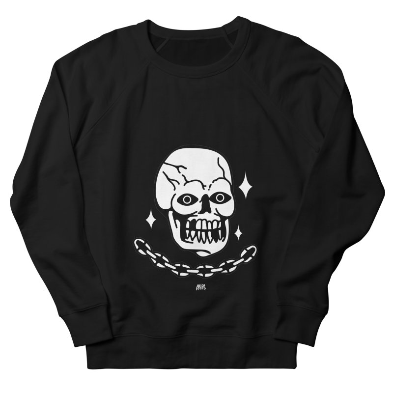 little skully Men's Sweatshirt by Mico Jones Artist Shop