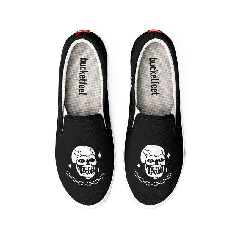 little skully Women's Shoes by Mico Jones Artist Shop