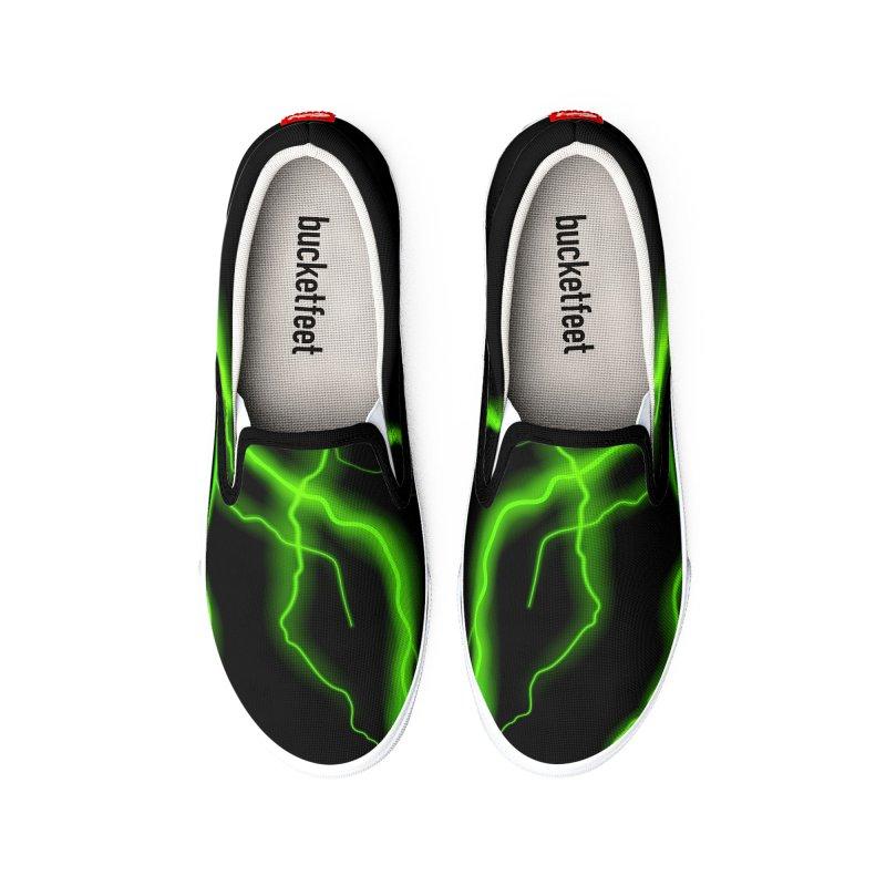 TRUENO Men's Shoes by Mico Jones Artist Shop