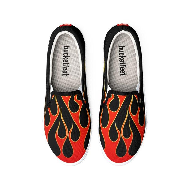 FAYA Men's Shoes by Mico Jones Artist Shop