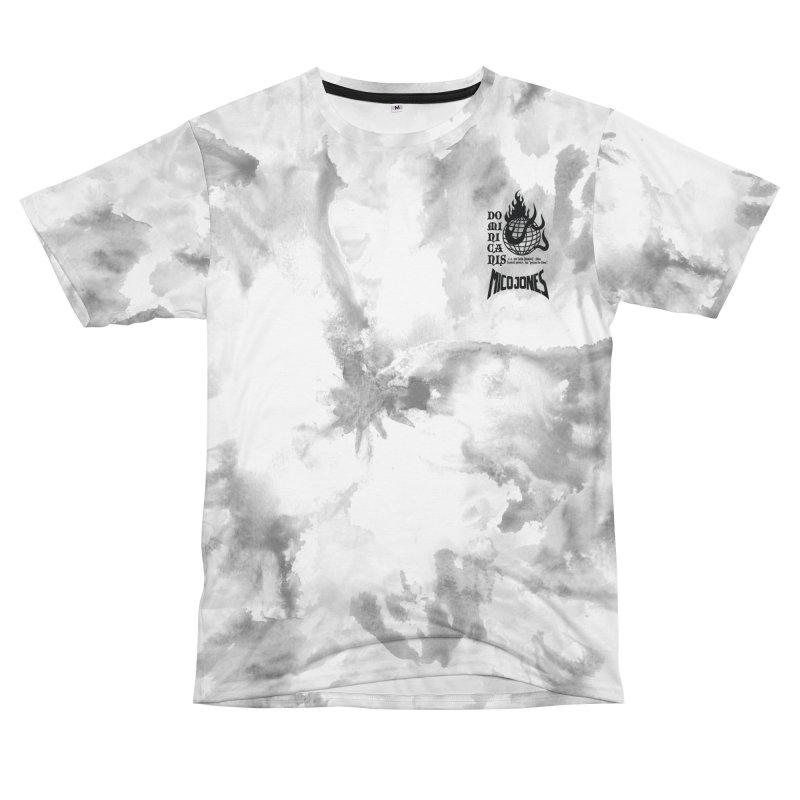 Saint Dominic Light tshirt Men's Cut & Sew by Mico Jones Artist Shop